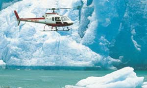 Helicopter Ride in Alaska
